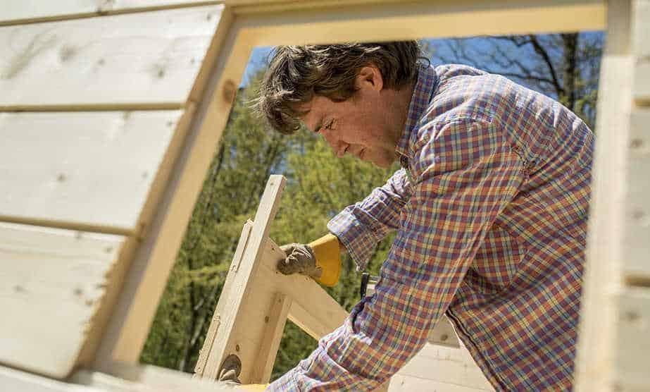 Zelf huis bouwen of verbouwen